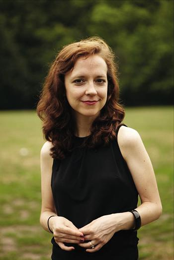 Author Megan Abbott.