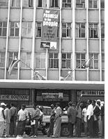 MDC HQ in Harare