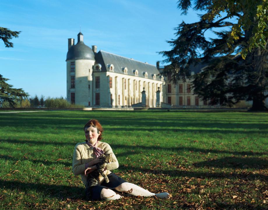 Chateau D'Oiron, France