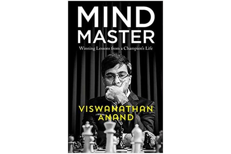 Mind Master book jacket
