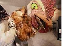 Subservient Chicken.