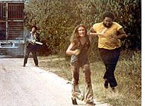 Still from Texas Chainsaw Massacre