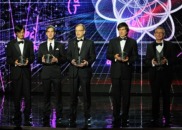 Breakthrough Prize Awards