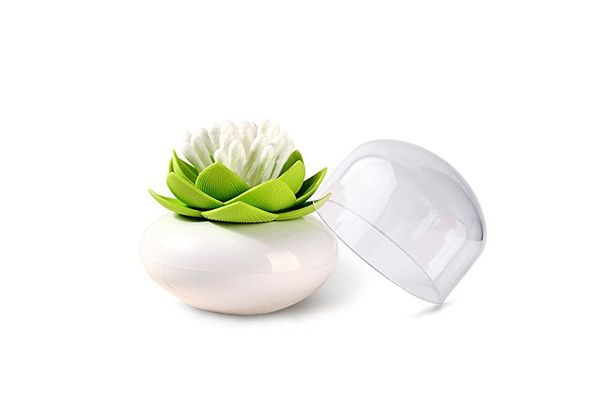 MelonBoat Cotton Swab Holder