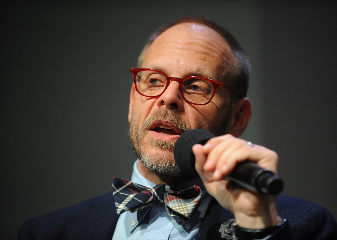Alton Brown is right to scorn single-use kitchen gadgets and the people who buy them.