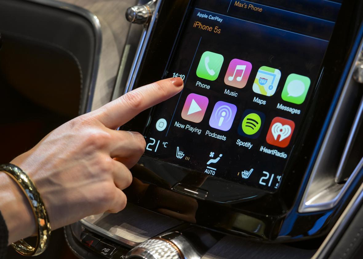 Apple car: Electric car now