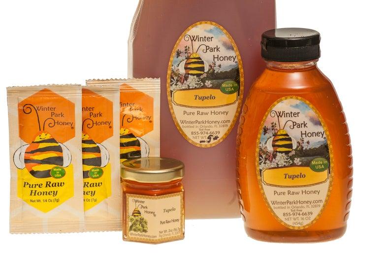 Winter Park Honey - Raw Tupelo Honey