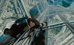 Still of Tom Cruise in 'Mission: Impossible - Ghost Protocol.'