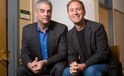 Nicholas Christakis, James Fowler. Click image to expand.