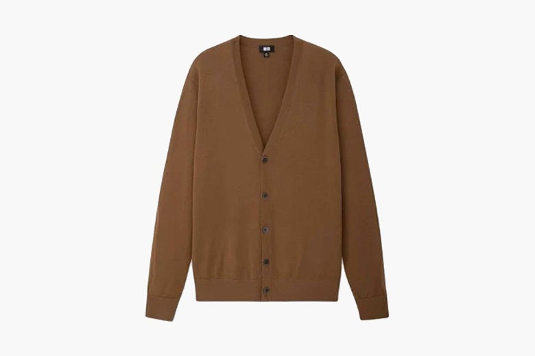 Uniqlo cardigan.