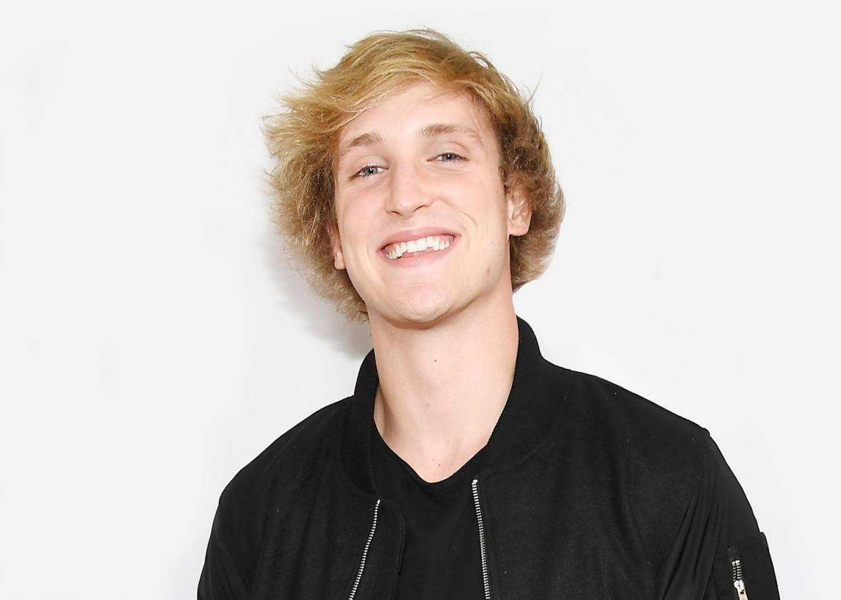 Internet personality Logan Paul