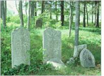 Tombstones. Click image to expand