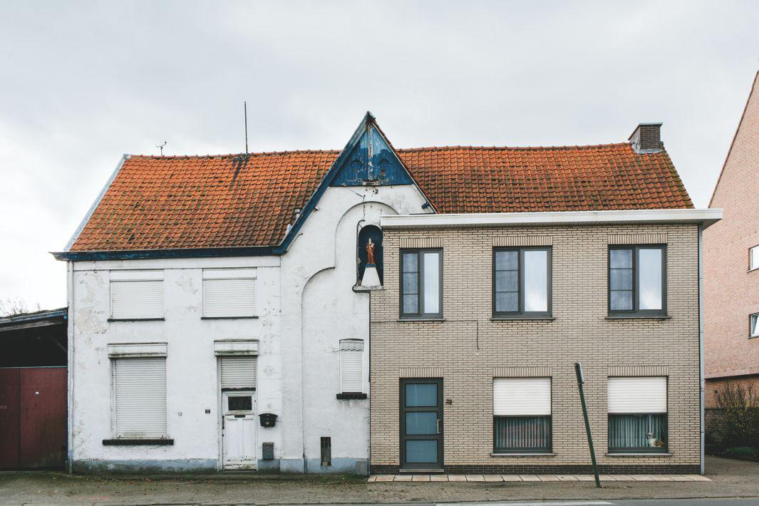 Sensational Ugly Belgian Houses By Hannes Coudenys Is A New Book About Interior Design Ideas Helimdqseriescom