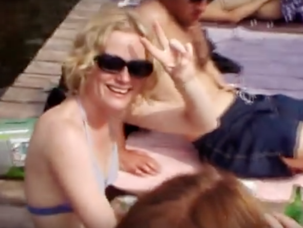 Amy Poehler in Hurricane of Fun: The Making of Wet Hot.