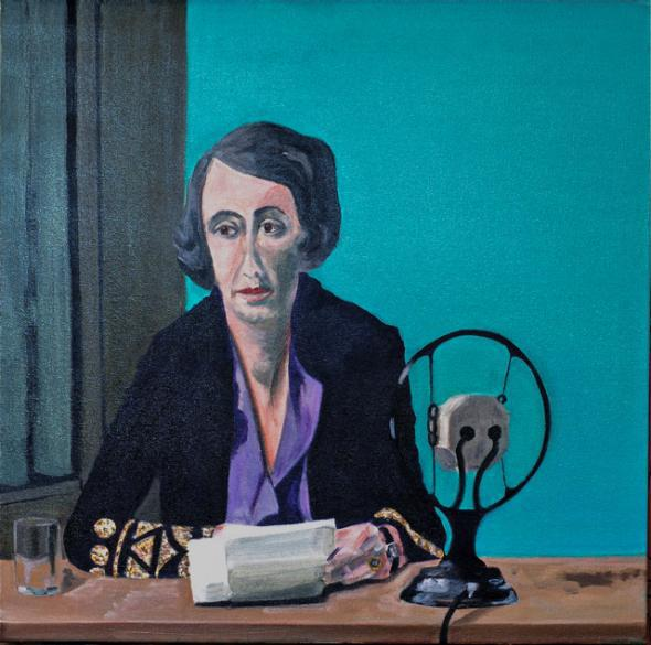 """1934, on the BBC,"" by Carol Anshaw."