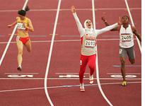 Roqaya al-Gassra of Bahrain. Click image to expand.