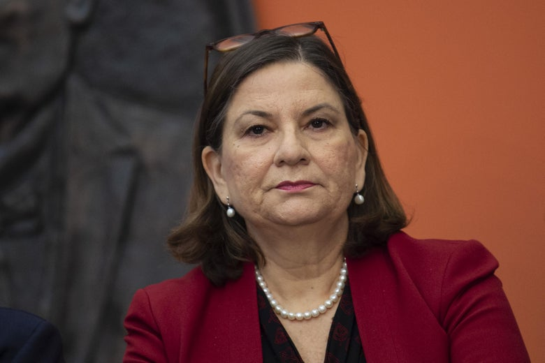 Martha Bárcena Coqui.