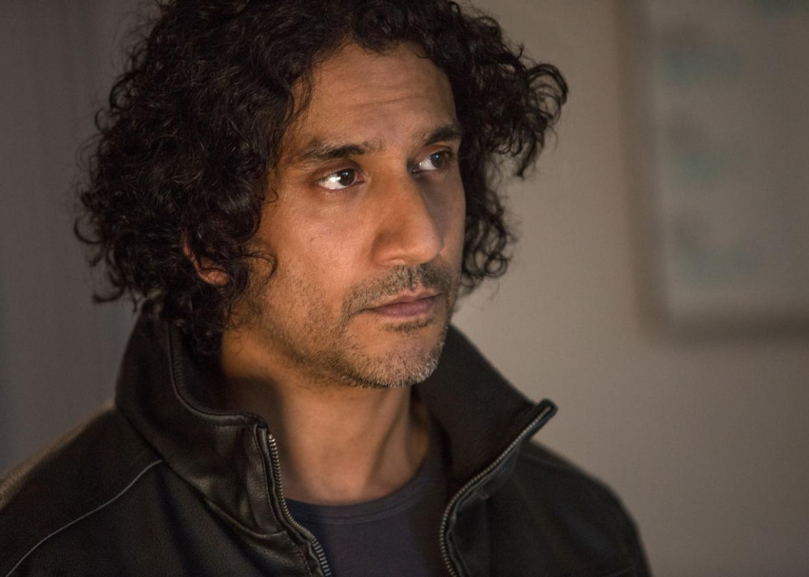 Naveen Andrews as Jonas Maliki in Sense8.