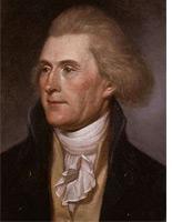 Thomas Jefferson. Click image to expand.