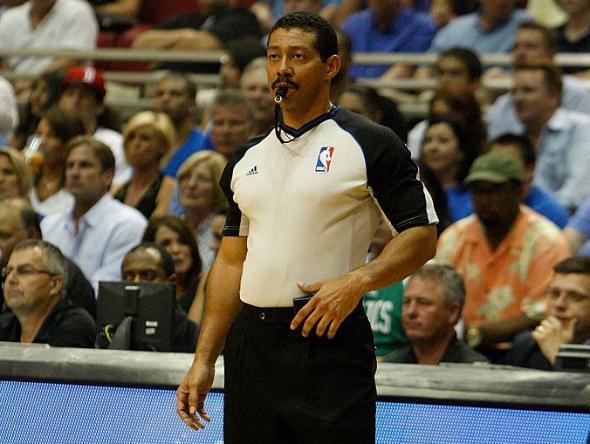 Bill Kennedy NBA referee