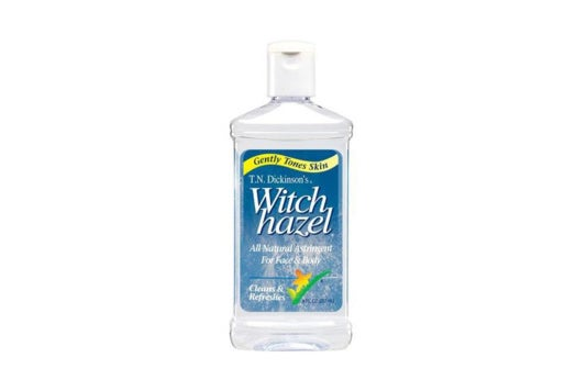 Dickinson's Witch Hazel Astringent.