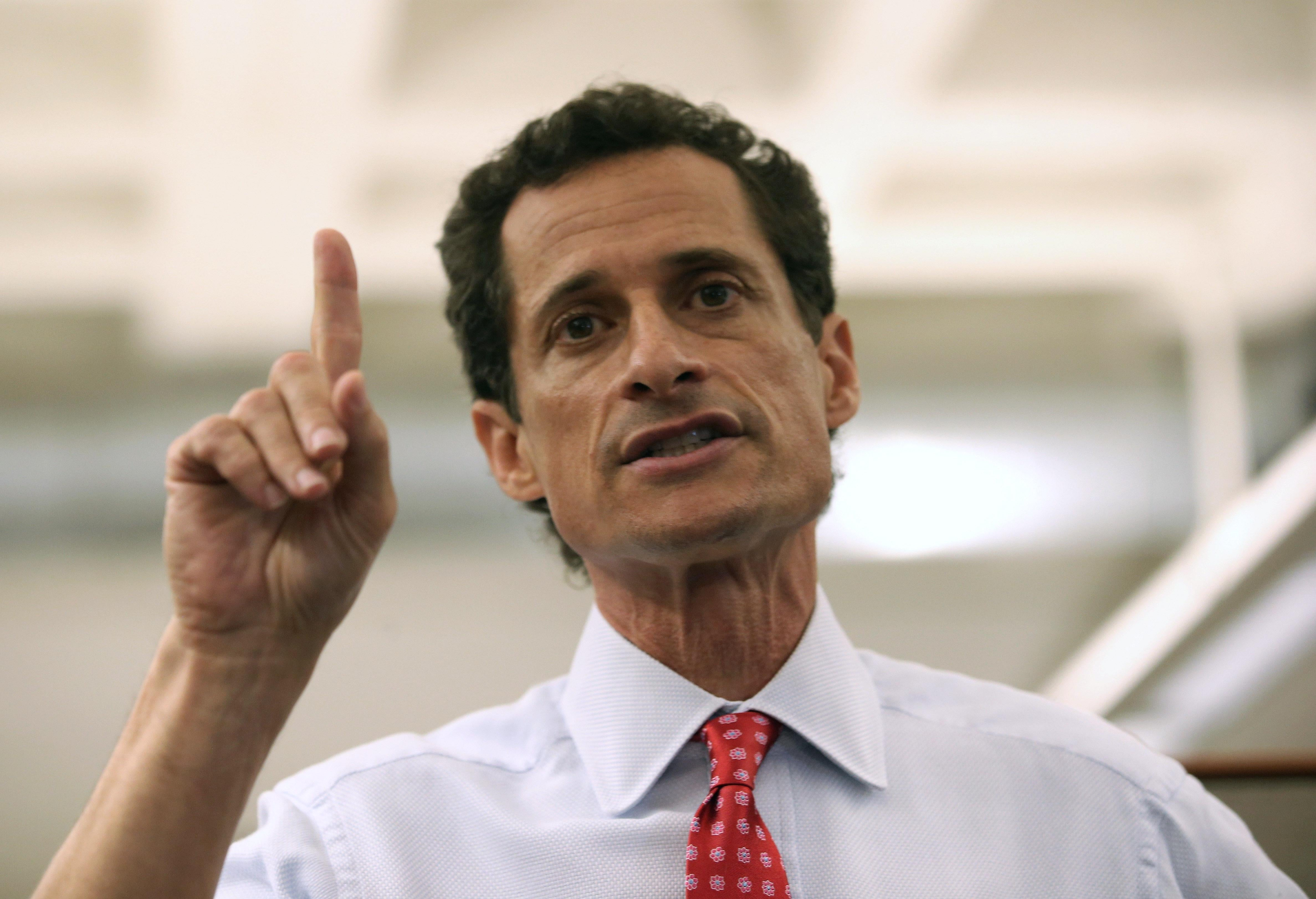 """Anthony Weiner """"bend you over"""" fantasy: When did 'bending people over' become sexual?"""