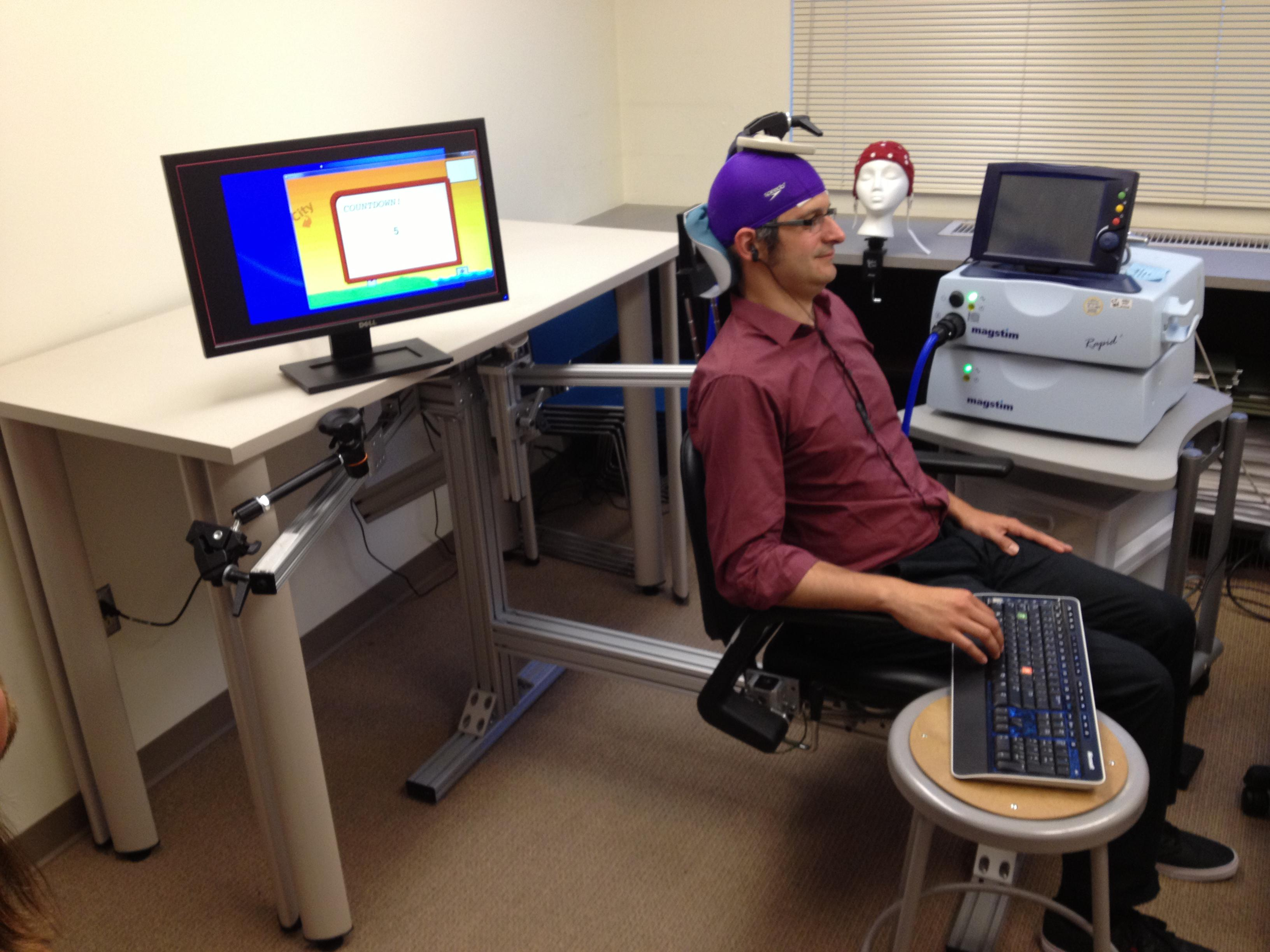 University of Washington brain-to-brain experiment