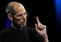 Apple CEO Steve Jobs in 2011.