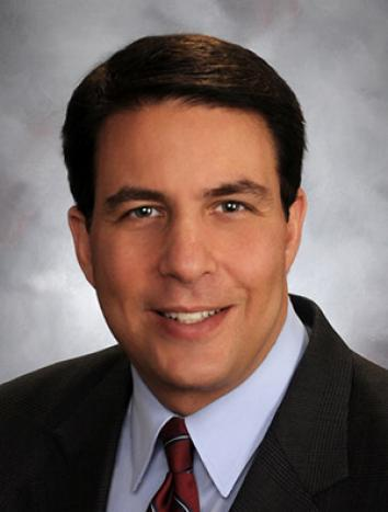 Richard Tisei, Massachusetts Senate Minority Leader.