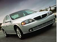 Lincoln LS: You need branding?