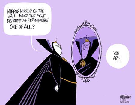 More cartoons by Ann Telnaes.