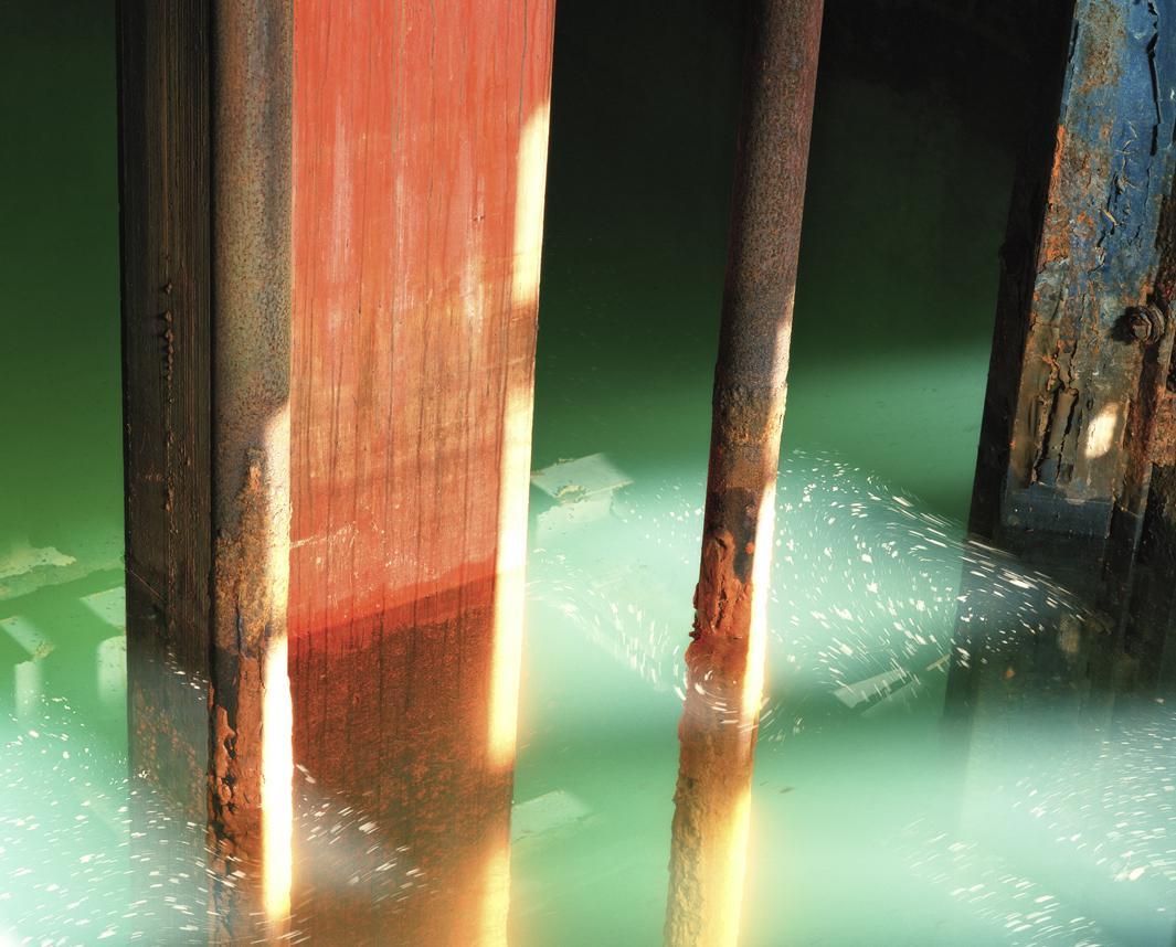 Flooded Room Beneath Pad 19, Gemini Titan Complex 19, CCAFS, FL