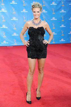 Heidi Klum. Click image to expand.