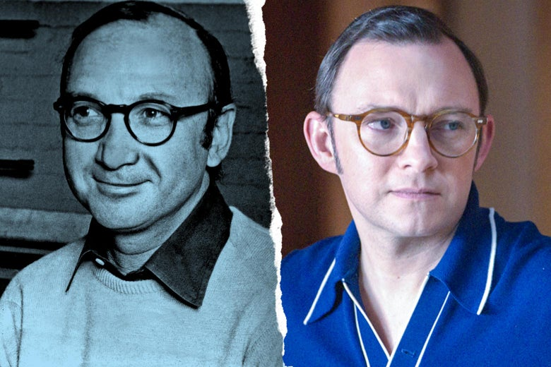 Neil Simon and Nate Corddry.