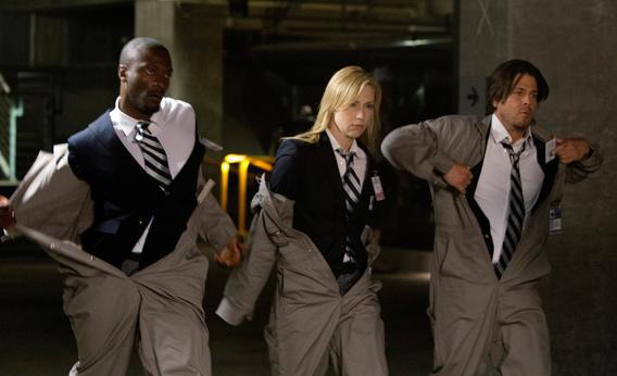 Leverage Canceled: TNT's con artists had a fitting farewell