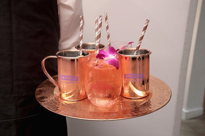 No, Millennials Aren't Sick of Drinking