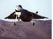 Boeing's X-32A: X-tremely ugly