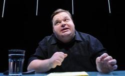 Mike Daisey in The Agony and The Ecstasy of Steve Jobs.