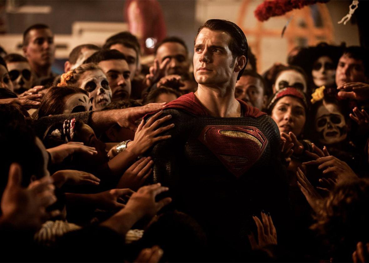 batman vs superman metahuman thesis