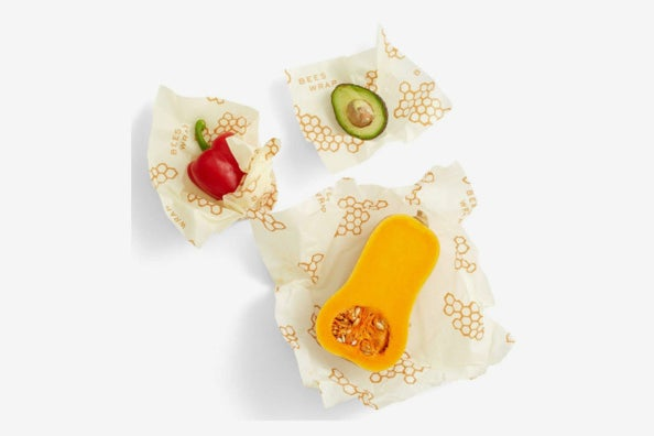 Bee's Wrap Assorted, 3-Pack.