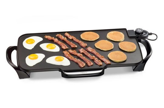 Presto electric griddle.
