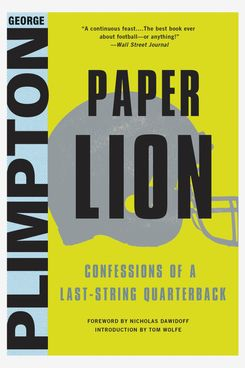 """Paper Lion"" by George Plimpton"