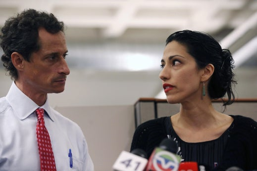Weiner sexting scandal: Huma Abedin is overrated.