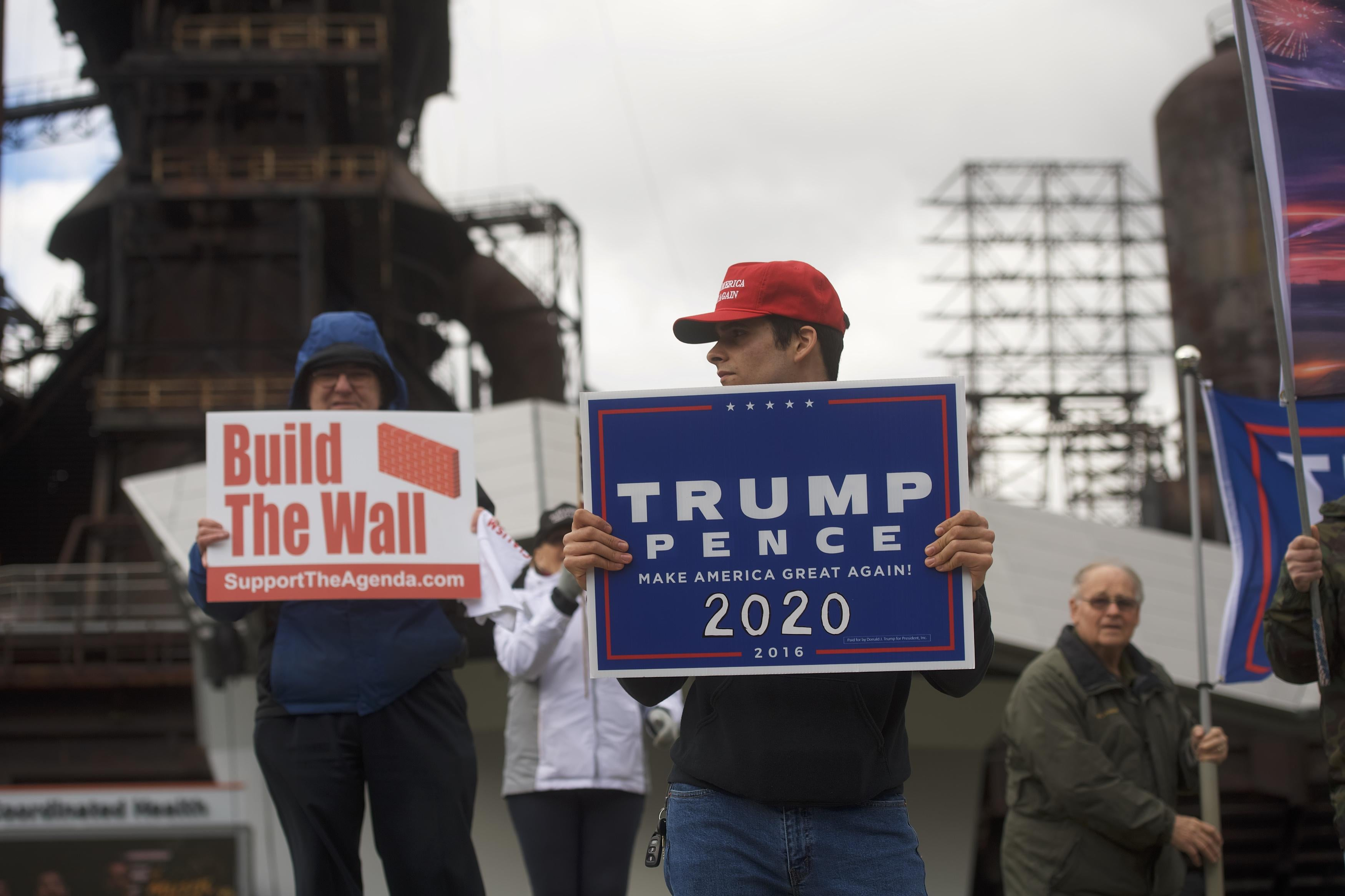The Angle: How Trump Is Testing the Waters for His 2020 Campaign