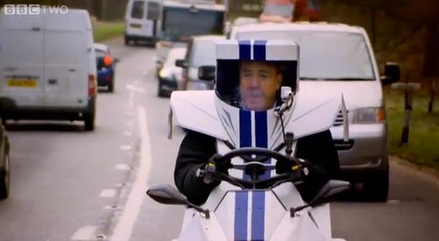 Jeremy Clarkson p45 Top Gear
