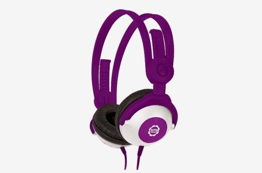 Kidz Gear Wired Headphones for Kids.
