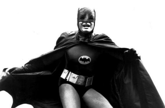 Photo of Batman From the Television Program.