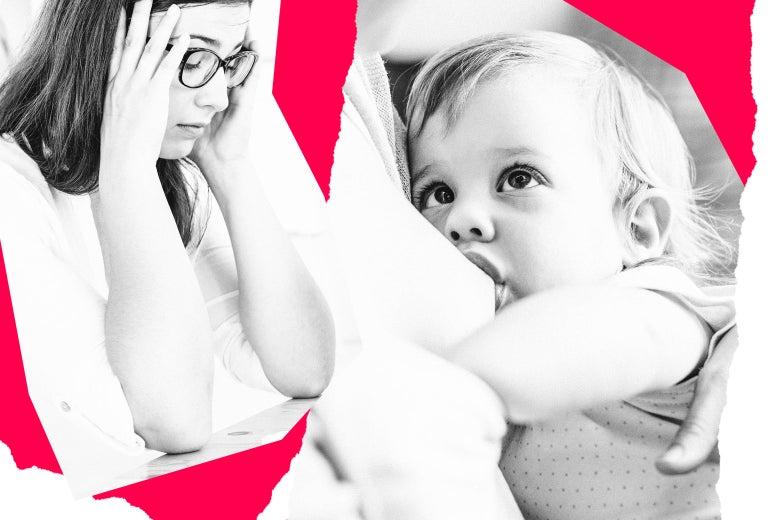 Help! I Caught My Daycare Provider Breastfeeding My Baby.
