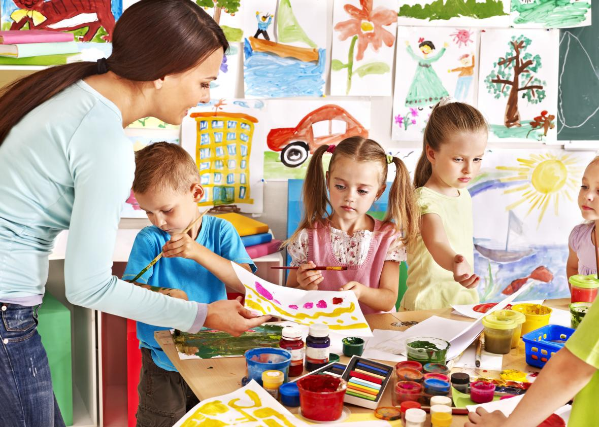 The Joyful Illiterate Kindergartners Of >> Erika Christakis Says The American Way Of Teaching Young Kids Is