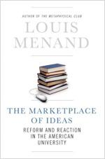 The Marketplace of Ideas by Louis Menand.